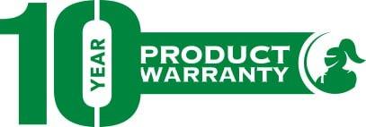 Rosemount 10 Yr Warranty