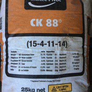CK88 Fertilizer 25kg Product Image