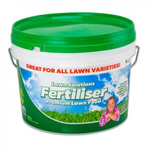 Lawn Solutions Premium Fertiliser 10kg Product Image